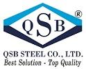 Logo QSB steel
