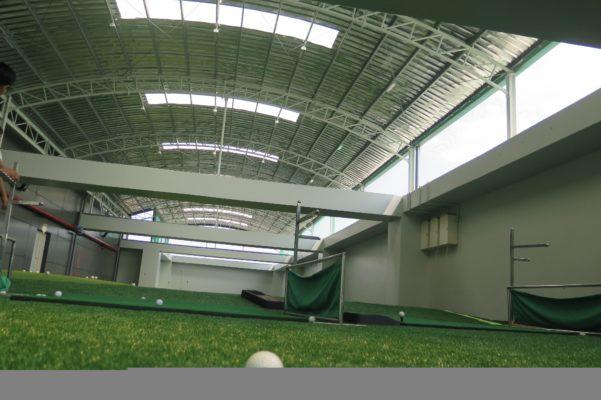 Sân Golf và mái PV Gas – Nhà Bè