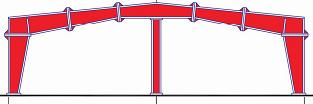 Nhà Thép Tiền Chế QSBSteel_Multi-Span-1