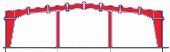 Nhà Thép Tiền Chế QSBSteel_Multi-Span-2