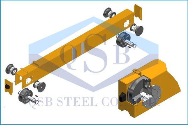 Dầm cầu trục là gì? Phân loại và cấu tạo dầm cầu trục