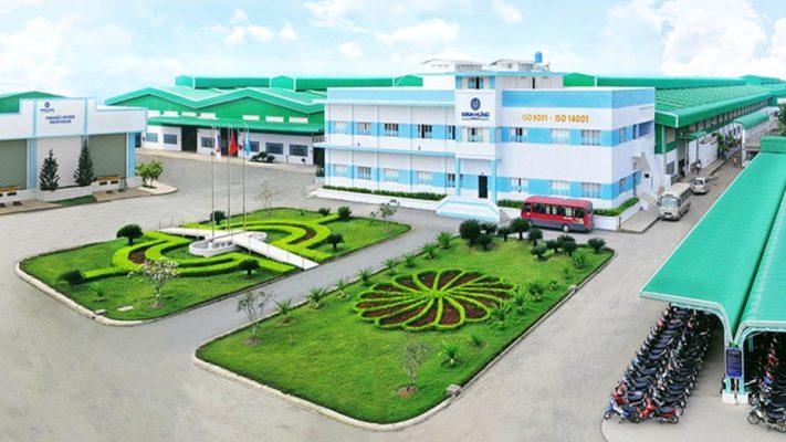 Khách hàng QSB STEEL , nhà máy Minh Hưng