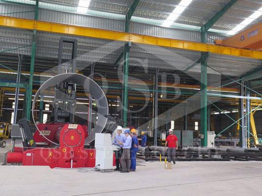Nhà Xưởng CS Wind Việt Nam