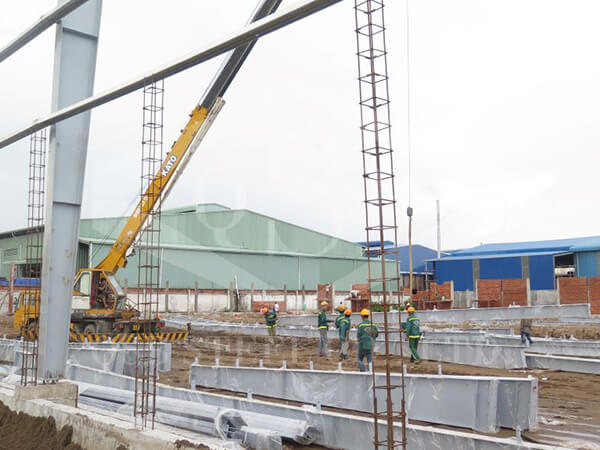 Các yếu tố ảnh hưởng tới đơn giá xây dựng nhà xưởng