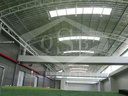 Sân Golf và mái PVGas Tower