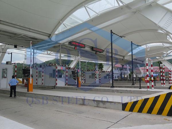 Trạm Thu Phí Hầm Đường Bộ Đèo Cả