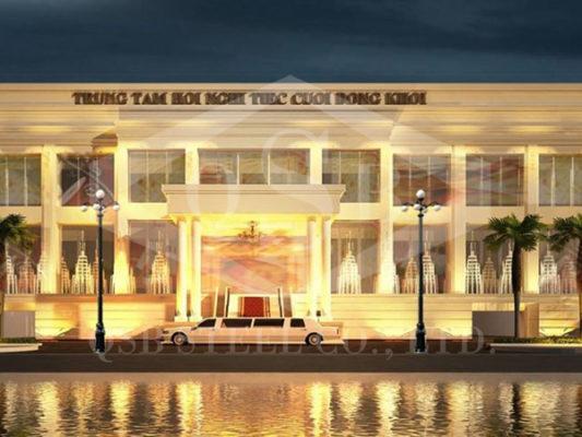 Trung tâm hội nghị tiệc cưới Đồng Khởi