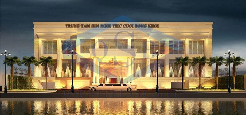 Trung tâm hội nghị tiệc cưới Đồng Khởi - Bến Tre