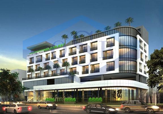Trung tâm thương mại và khách sạn Côn Đảo