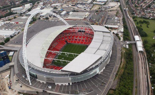 Sân vận động Wembley – London