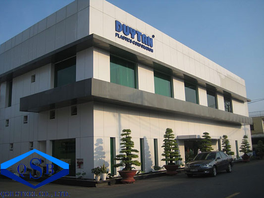Nhà Xưởng Nhựa Duy Tân – TP. HCM